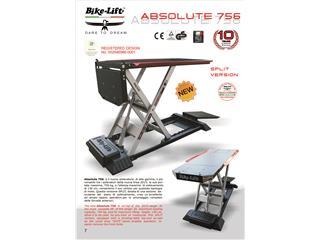 Table élévatrice BIKE LIFT  Absolute 756 Split - 017d3a01-1427-4451-ae98-d891d71162c2