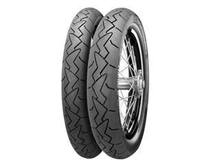 CONTINENTAL Tyre ContiClassicAttack Front 100/90 R 19 M/C 57V TL
