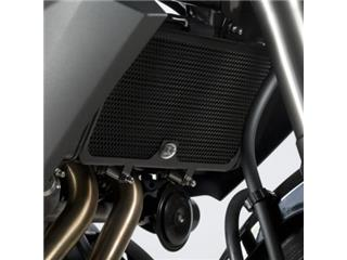Radiateurbescherming groen R&G RACING Kawasaki ER6N,F VERSYS