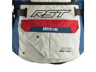 RST Adventure CE Textile Jacket Ice/Blue/Red Size S Women - 01e35e48-46e0-435b-aa64-ae42c91b1f42