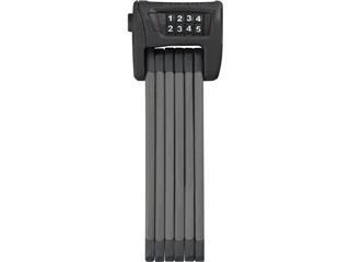 BORDO LOCK ABUS BORDO 6100 90 BLACK/90CM