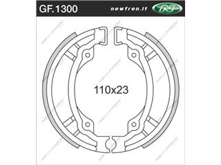 Mâchoire de frein NEWFREN GF1300 organique Suzuki AH100