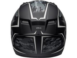 BELL Qualifier Helmet Stealth Camo Black/White Size S - 02161844-5bbd-4895-80ba-a58786477810