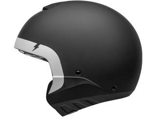 BELL Broozer Helm Cranium Matte Black/White Maat XL - 027492a4-99d1-4867-bea4-81b75e6b5773