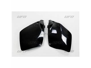 Plaques latérales UFO noir KTM - 78526920