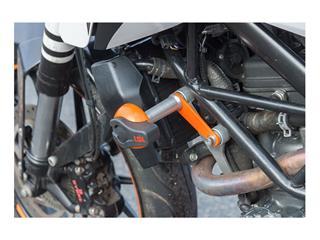 Kit fixation crash-pad LSL KTM duke 390 - 4443375