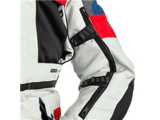 Chaqueta Textil (Hombre) con Airbag RST ADVENTURE-X Azul/Rojo , Talla 52/M - 030551d7-0599-442e-ad7c-d27281951dcc