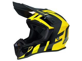 UFO Quiver Helmet Shedir Black/Yellow Size S - 801131960568