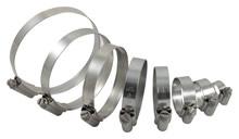 SAMCO Hose Clamps Kit for Radiator Hoses 44080946 - 44080947