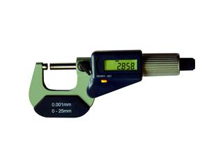 JMP Digital Micrometer 0-25mm