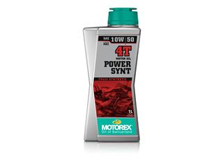 Huile moteur MOTOREX Power Synt 4T 10W50 synthétique 58L - 03395d8c-183d-4366-960e-c60e7f757e26