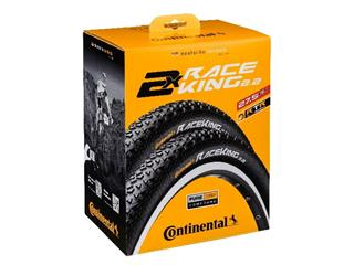 TYRE-SET CONTINENTAL RACE KING PERFORMANCE FOLDABLE 27.5X2.2