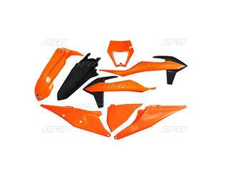UFO Plastic Kit OEM Color (2020) KTM EXC/EXC-F