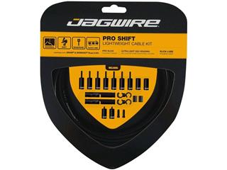 GEAR CABLE SET JAGWIRE SRAM/SHIMANO MTB PRO STS-PS TREATED, COMPLETE