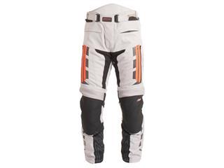 Pantalon RST Pro Series Paragon V textile argent/flo red taille L femme - 114270614