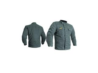 RST IOM TT Classic III Short Jacket CE Waxed Cotton Green Size S - 12088GRN40
