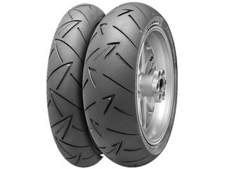 CONTINENTAL Tyre ContiRoadAttack 2 190/55 ZR 17 M/C (75W) TL