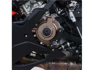 Slider moteur gauche R&G RACING noir BMW S1000RR - 6090007701