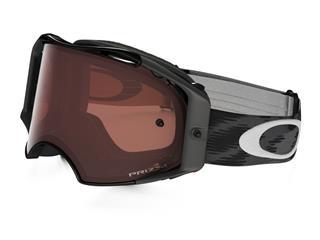 OAKLEY Airbrake MX Goggle Jet Black Prizm MX Bronze Lens - OO7046-46