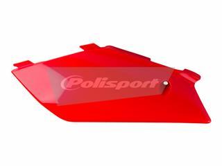 Plaques latérales POLISPORT rouge Gas Gas EC/EC-E/EC-F - PS617R02