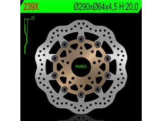 NG 239X Brake Disc Petal Floating