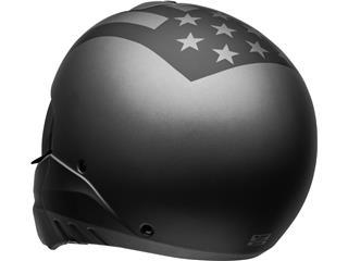 BELL Broozer Helm Free Ride Matte Gray/Black Größe M - 04af8926-2dee-4c0a-acd2-b801539614c0