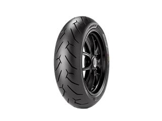 PIRELLI Tyre Diablo Rosso II STD + KTM e-SM 130/70 R 17 M/C 62H TL