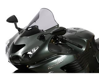 Bulle MRA Racing clair Kawasaki ZZR1400/ZX-14R