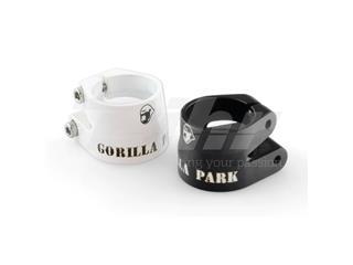Abraçadeira branca espigão Gorila Park