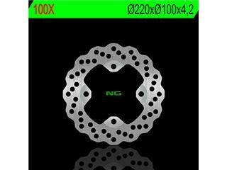 Disque de frein NG 100X pétale fixe - 350100X