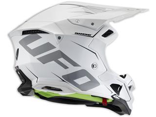 UFO Diamond Helmet White Size L - 062a753a-cb15-41e5-a34f-f652c4a0761d