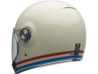 Casque BELL Bullitt DLX Stripes Gloss Pearl White taille XXL - 06390adc-880d-4da4-baa7-fa72d23ce880