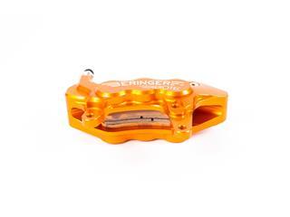 BERINGER Aerotec® Left Axial Brake Caliper 6 Pistons Ø27mm Orange - 066632e4-66d7-4100-810a-da52b8d9e352