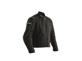 RST R-18 Jacket CE Textile Black Size XXL Men