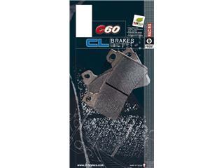 Plaquettes de frein CL BRAKES 2586C60 métal fritté - 06b321e7-e60e-42b6-8bf5-9874cda19fe9