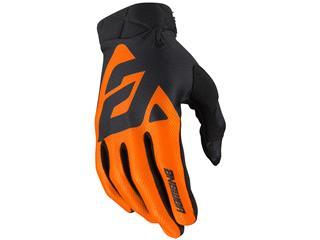 ANSWER AR3 Voyd Handschoenen Black/Hyper Orange Maat XL
