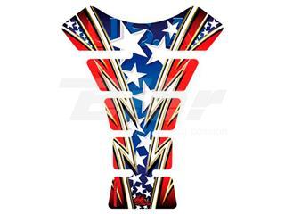 Protector de depósito Motografix STREET 1 pieza Bandera USA