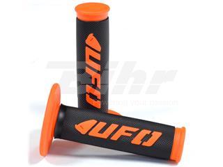 Puños UFO cross / enduro Challenger naranja MA01823-127