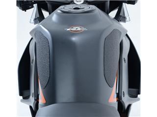 R&G RACING Tank Traction Pads Set 2 Pieces Black KTM RC125