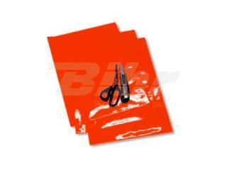 AUTOCOLANTE fundo para dorsal Blackbird vermelho - Pack de 3 uds 5051/60