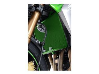 Radiateurbescherming groen R&G RACING Kawasaki Z750/800/1000