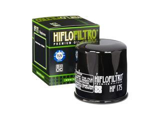 Filtre à huile HIFLOFILTRO HF175 noir Harley Davidson Street 750