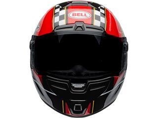 BELL SRT Helm Isle of Man 2020 Gloss Black/Red Größe L - 082f90f4-1672-416a-91fd-b0ea5381164c