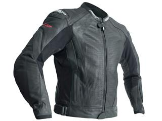 RST R-18 Jacket CE Leather Black Size M