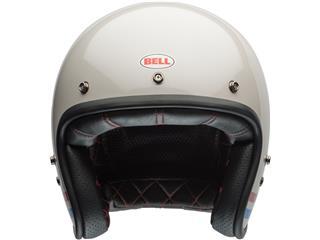 Casque BELL Custom 500 DLX Stripes Pearl White taille S - 0859f972-5441-4260-9101-d03e1468e685