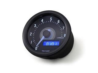 LSL Daytona RPM Counter Polished