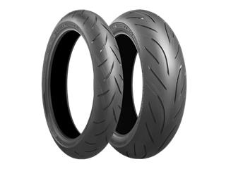 Pneu BRIDGESTONE BATTLAX S21 REAR 180/55 ZR 17 M/C (73W) TL