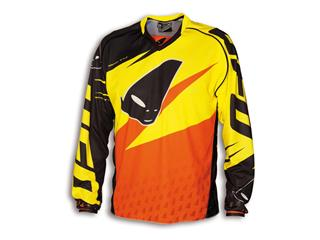 Maillot Ufo Misty Orange/Jaune taille XL - 433025XL