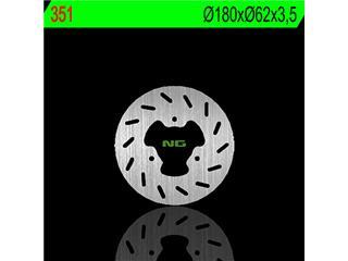 NG 351 Brake Disc Round Fix