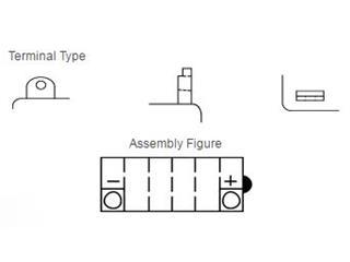 Batterie YUASA YB10L-B conventionnelle - 08d14d84-8efa-47a1-b952-94b8b4c1f4df